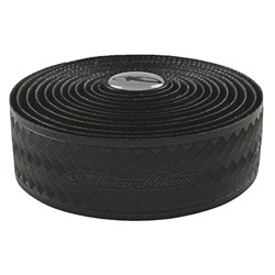 LIZARD SKINS BAR TAPE (6) 3.2 BLACK DURASOFT POLYMER