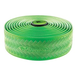 LIZARD SKINS BAR TAPE (6) 3.2 GREEN DURASOFT POLYMER