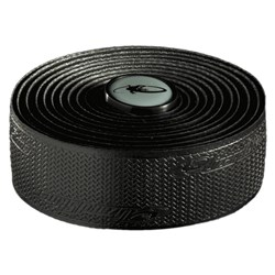 LIZARD SKINS BAR TAPE 2.5MM BLACK DURASOFT POLYMER