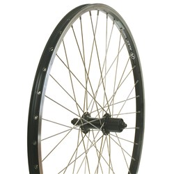 WHEEL MTB ALLOY  8 SPEED BLACK