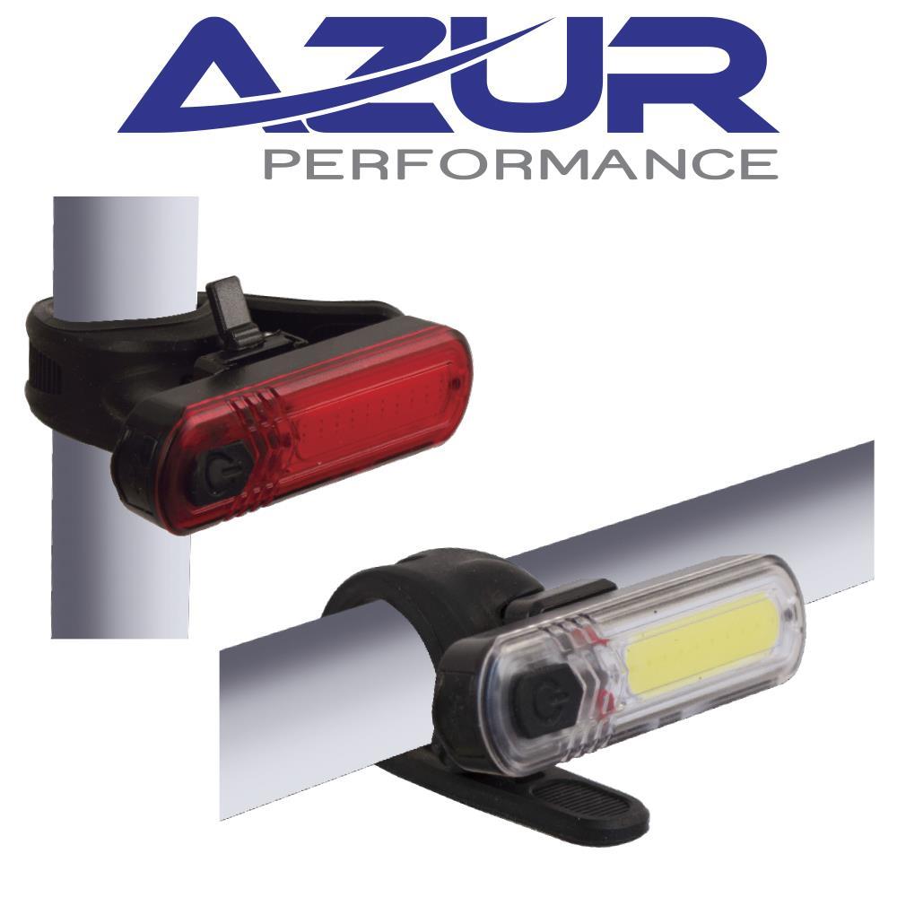 azur bike light instructions