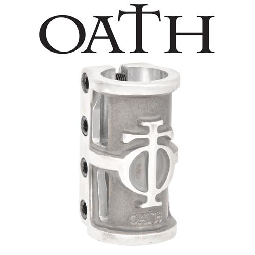4 Bolt SCS Oath Cage Alloy Clamps