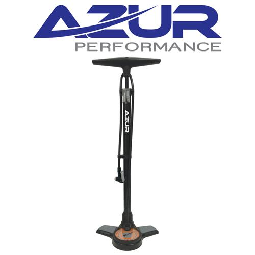 Jumbo Gauge Floor Pump
