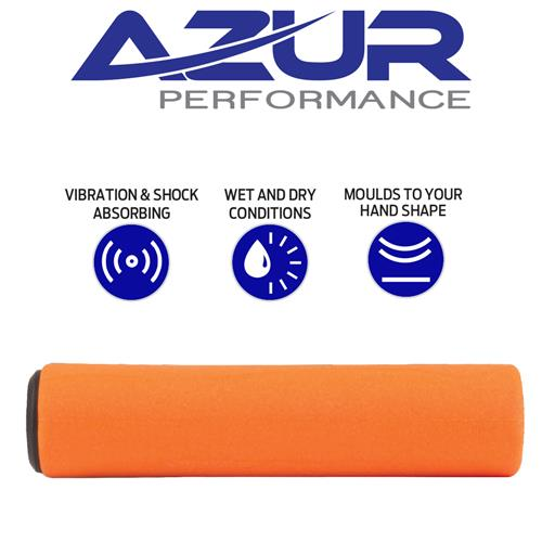 Silicone Grip - Orange