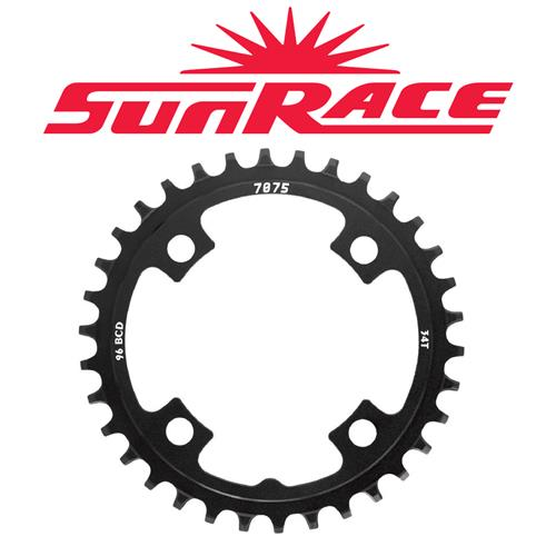 Chainring Narrow-Wide 34T Alloy