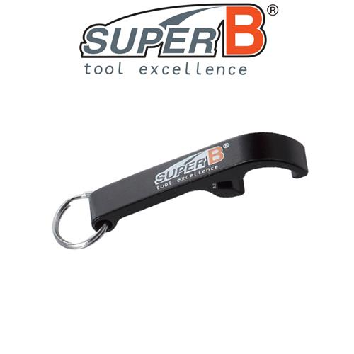Spoke Wrench Bottle Opener Key Ring