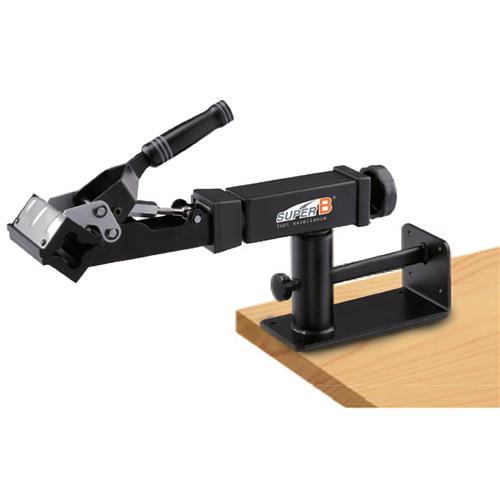 2 In 1 Wall & Bench Mount Work Stand