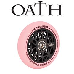Bermuda Alloy Core - Black/Pastel Pink - 110mm