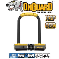 Bulldog Series - STD Combo - Shackle 11.5cm x 23cm D 13mm