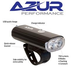 USB 750 Head Light