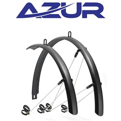 Front - Rear Mudguard M1 Guardian 45mm Full Length With Stays