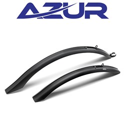 Front - Rear Mudguard M1 Sentry Snap-on