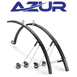 Front - Rear Mudguard M2 Guardian 30mm Full Length With Stays