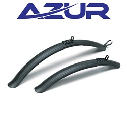 Front - Rear Mudguard M5 MTB Clip-on