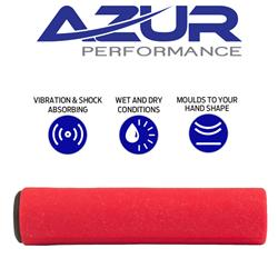 Silicone Grip - Red