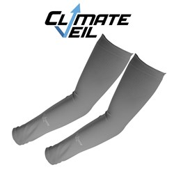 Cooling Arm Sleeves - Grey