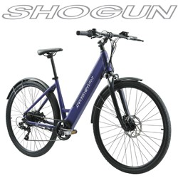 eBike - EB3 41cm Step Through - Navy