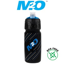 Pilot Water Bottle - 710ml - Black/Blue