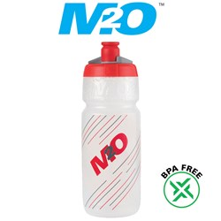 Pilot Water Bottle - 710ml - Clear/Red