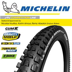 "Rock R2 Enduro - 27.5""x2.35"" - Gum-X - Foldable"