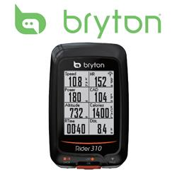 Rider 310T - GPS Cycling Computer - Ant+ Smart Cadence Sensor -  Ant+ Smart Heart Rate Monitor