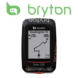Rider 330T - GPS Cycling Computer - Ant+ Smart Cadence Sensor - Ant+ Smart Heart Rate Monitor