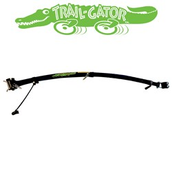 Trail-Gator Bicycle Tow Bar - Black