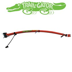 Trail-Gator Bicycle Tow Bar - Red