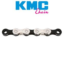 Chain - 10.93 Speed X Series 116L Silver-Black