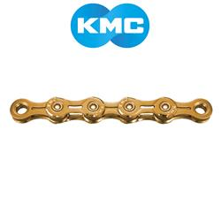 "Chain - 10 Speed 1/2"" x 11/128"" 114L Titanium Nitride Gold"
