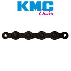 "Chain - S1 Series Wide 1/2"" x 1/8"" 112L Black"