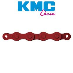 "Chain - S1 Series Bravo Wide 1/2"" x 1/8"" 112L Red"